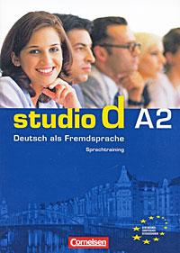 лучшая цена Studio d A2: Deutsch als Fremdsprache: Sprachtraining