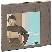 Элла Фитцжеральд Ella Fitzgerald. Sings The Cole Porter Song Book (2 CD) цена