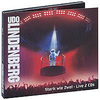 лучшая цена Удо Линдерберг Udo Lindenberg. Stark Wie Zwei. Live (2 CD)