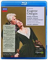 Tchaikovsky, Valery Gergiev: Eugene Onegin (Blu-ray) tchaikovsky valery gergiev eugene onegin blu ray