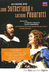 An Evening with Joan Sutherland & Luciano Pavarotti a c oury rigoletto fantasie