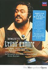 Donizetti - L'Elisir d'Amore luciano pavarotti forever
