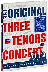 The Original Three Tenors Concert (2 DVD) цена