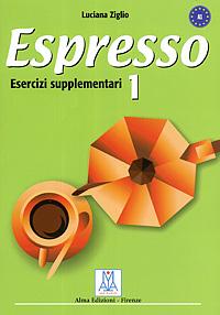Espresso 1: Esercizi supplementari espresso ragazzi libro studente e esercizi cd audio dvd 1