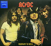 AC/DC AC/DC. Highway To Hell cd ac dc back in black remastered