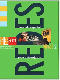 лучшая цена Redes: Nivel 2: Libro del alumno (+ CD)