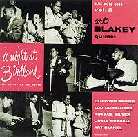 Art Blakey. A Night At Birdland. Volume 2 . ...