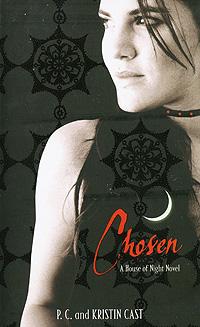 Chosen: A House of Night Novel nina rae springfields the power of hope