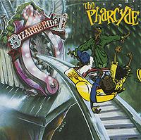 The Pharcyde The Pharcyde. Bizarre Ride II pharcyde pharcyde labcabincalifornia 2 lp