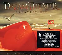 Dream Theater Dream Theater. Greatest Hit (2 СD) dream theater score 2 dvd