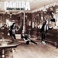 Pantera Pantera. Cowboys From Hell gothic vampires from hell