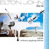 Элтон Джон,Melbourne Symphony Orchestra Elton John. Live In Australia wwe live melbourne