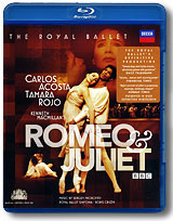 Prokofiev: Romeo & Juliet (Blu-ray) the royal ballet covent garden romeo
