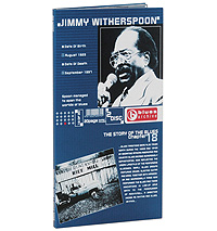 Джимми Уизерспун Jimmy Witherspoon. The Story Of The Blues (2 CD) джимми клифф деррик морган inner circle макс ромео эрик дональдсон джуниор байлз джеки эдвардс sound system the story of jamaican music 8 cd