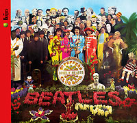 The Beatles The Beatles. Sgt. Pepper's Lonely Hearts Club Band (ECD) the lonely american