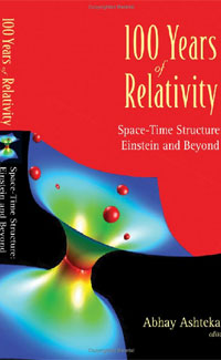 100 Years of Relativity: Space-time Structure Einstein and Beyond albert einstein the principle of relativity