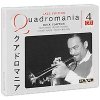 Бак Клейтон,Лестер Янг,Каунт Бэйси,Тедди Уилсон Buck Clayton. Jazz Edition (4 CD) каунт бэйси count basie april in paris lp