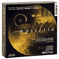 Mythos,Celtica,M.A.S.S. Mysteria (10 CD) magic of jell o the