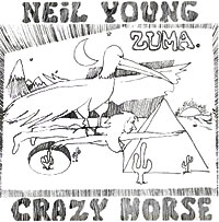Нил Янг,Crazy Horse Neil Young & Crazy Horse. Zuma (LP)