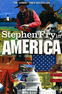 Stephen Fry in America лонгслив printio i could have