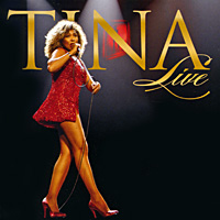 Tina Turner. Tina Live (CD + DVD)