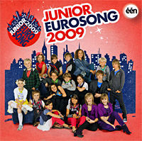 Junior Eurosong 2009 (2 CD)