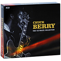 Чак Берри Chuck Berry. The Ultimate Collection (3 CD) элейн пэйдж elaine paige the ultimate collection 2 cd