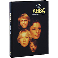 ABBA ABBA. Thank You For The Music (4 CD) abba abba the albums 9 cd