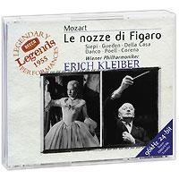 Эрик Клейбер,Wiener Staatsopernchor,Wiener Philharmoniker Erich Kleiber. Mozart. Le Nozze Di Figaro (3 CD) rdr cd [juniors] le souvenir degypte