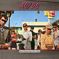 AC/DC AC/DC. Dirty Deeds Done Dirt Cheap (LP) ac dc ac dc let there be rock lp