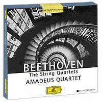 Amadeus Quartet Amadeus Quartet. Beethoven. The String Quartets. Collectors Edition (7 CD) the dragon quartet