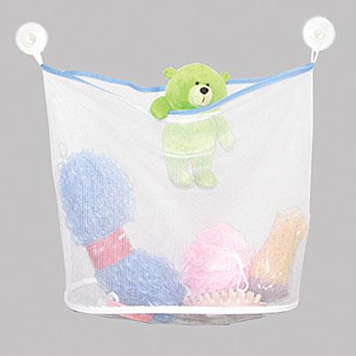 Сетка для игрушек и мелочей Eva Е77 в ванную в ассортименте .