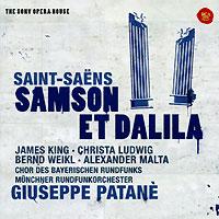 Giuseppe Patane. Saint-Saens. Samson Et Dalila (2 CD)