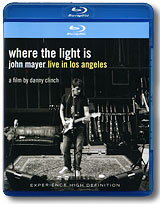 John Mayer: Where The Light Is. Live In Los Angele (Blu-ray) цена