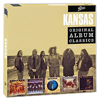 Kansas Kansas. Original Album Classics (5 CD) джо сатриани joe satriani original album classics 5 cd