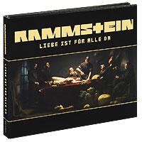 Rammstein Rammstein. Liebe Ist Fur Alle Da футболка rammstein