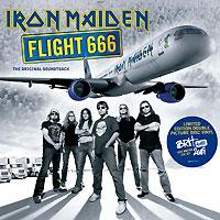 Iron Maiden Iron Maiden. Flight 666. The Original Soundtrack (2 LP) iron maiden the number of the beast lp