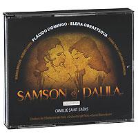 Daniel Barenboim. Saint- Saens. Samson & Dalila (2 CD)