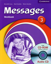 Messages 3: Workbook (+ CD-ROM) the mask of zorro level 2 cd
