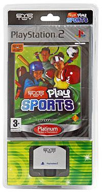 цены на EyeToy: Play Sports. Platinum (+ камера) (PS2)