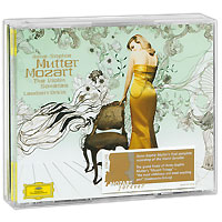 Анна-Софи Муттер,Ламберт Оркис Anne-Sophie Mutter, Lambert Orkis. Mozart. The Violin Sonatas (4 CD) анна софи муттер anne sophie mutter mendelssohn cd dvd