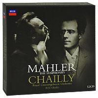 Риккардо Шайи,Барбара Бонни,Мелани Динер,Петра Лэнг Riccardo Chailly. Mahler. The Symphonies (12 CD) растение фикус эластика мелани д 12