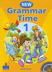 New Grammar Time 1 (+ CD-ROM) new time new time n39