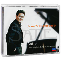 Jean-Yves Thibaudet. Satie. The Complete Solo Piano Music (5 CD)