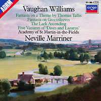 Нэвилл Мерринер,Academy Of St. Martin In The Fields Neville Marriner. Williams. Fantasia On A Theme By Thomas Tallis, etc. нэвилл мерринер гидон кремер academy of st martin in the fields neville marriner beethoven violin concerto