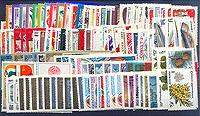 Годовой комплект марок за 1980 год, СССР журнал советское фото полный годовой комплект за 1988 год комплект из 2 книг