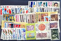 Годовой комплект марок за 1988 год, СССР