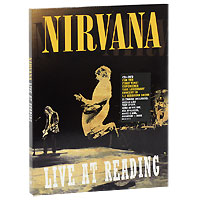 Nirvana Nirvana. Live At Reading (CD + DVD) dvd evd sphe8202r d dts