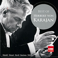 Герберт Караян Best Of Herbert Von Karajan best karajan 100 6 cd