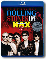 The Rolling Stones: Live at the Max (Blu-ray) цены онлайн